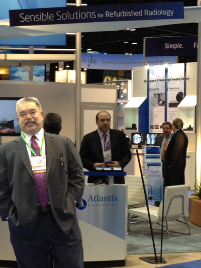 Atlantis Booth