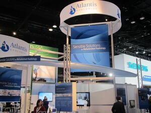 Atlantis Booth RSNA