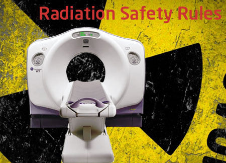 CT Radiation Safety Rules
