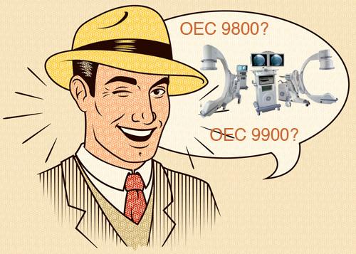 OEC 9800 or OEC 9900