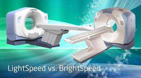 GE Lightspeed CT Brightspeed CT