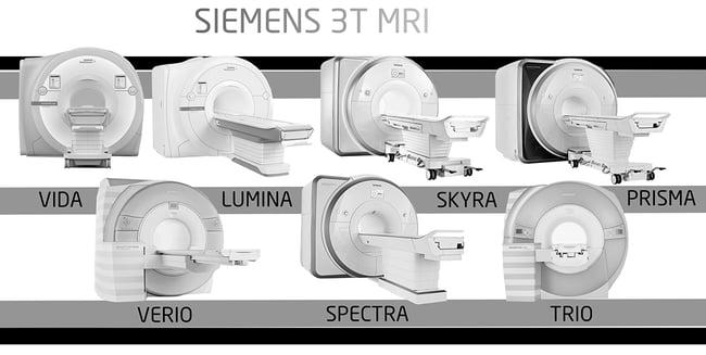 3T Siemens MRI