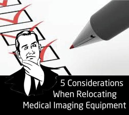 5 Considerations Medical Equipoment1