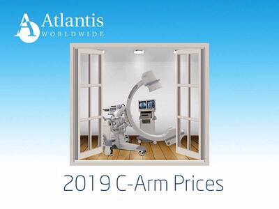 C-arm Prices 2019