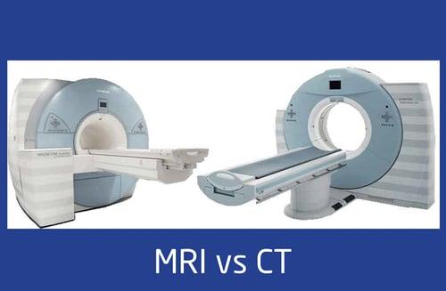 CT vs MRI Today