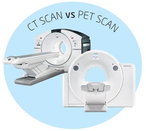 CT vs PET