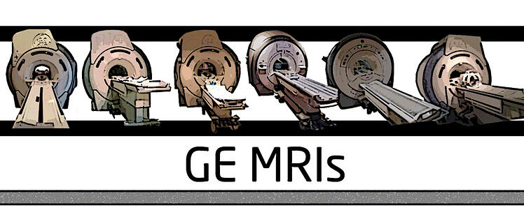 GE 1.5T MRIs compared