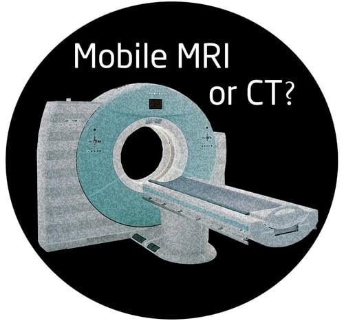 Mobile-CT MRI