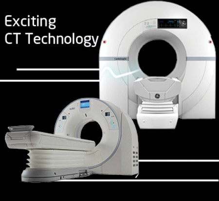 New CT Technology