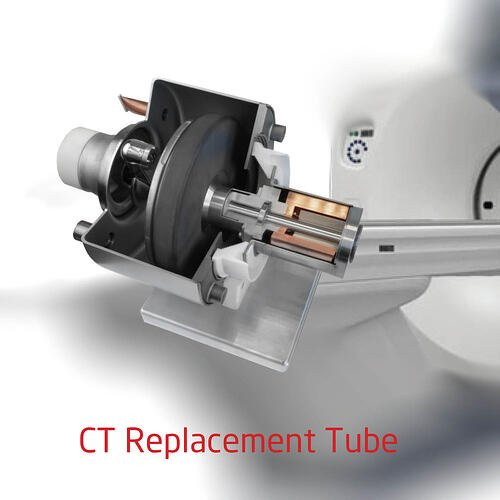 New CT Tubes