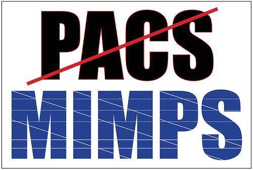 PACS-MIMPS