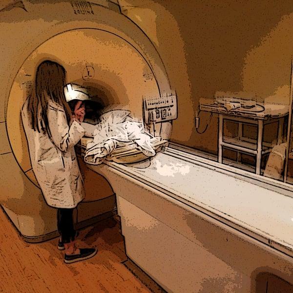 Philips Intera Achieva MRI