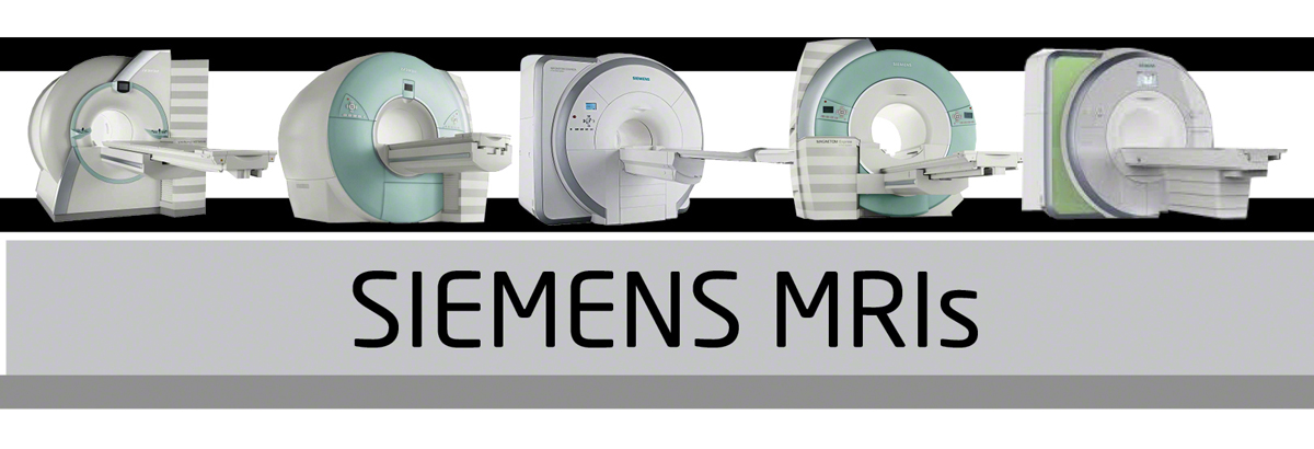 Siemens MRIs compared