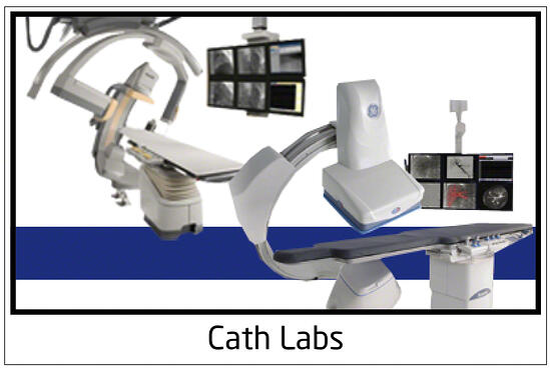 Single Bi Plane Cath Lab