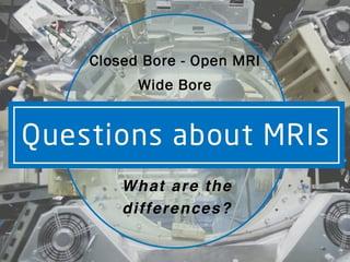 MRI INFOGRAPHIC