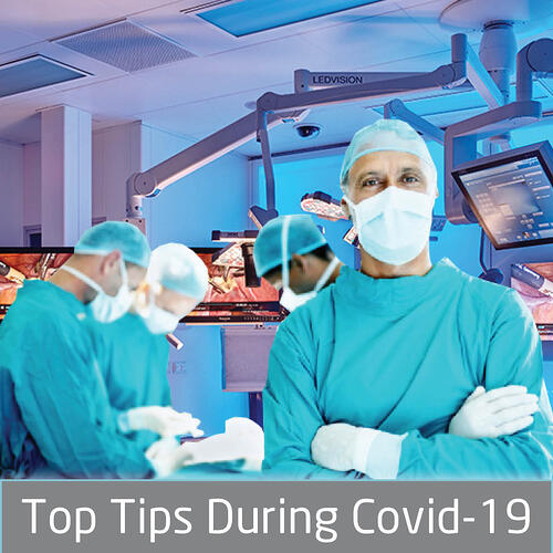 Top Tips During Covid-19