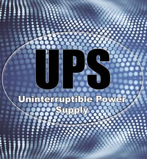 UPS medical image