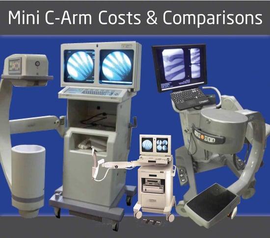 mini C-arms cost