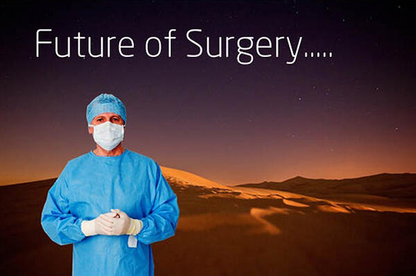 what is Future of Surgery