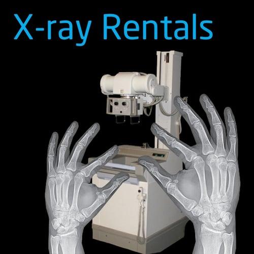 x-ray rentalst